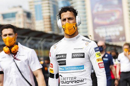 """Hill: """"Ricciardo, Norris'i hafife almış olabilir"""""""