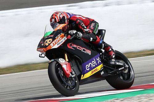 Hasil Race 2 MotoE San Marino: Jordi Torres Juara Dunia