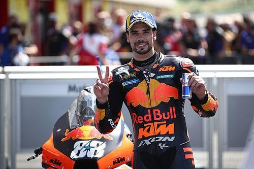Oliveira Sebut Kerasnya Moto3 Bikin Pembalap Tak Punya Rasa Takut