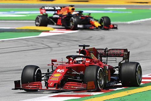 """Hamilton: """"Es increíble el avance de Ferrari, McLaren y Alpine"""""""