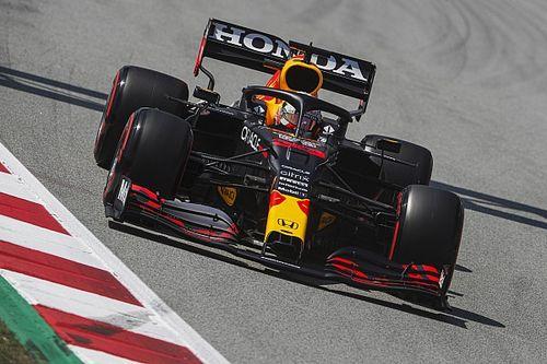 """Verstappen grijpt net naast pole: """"Maar wel goede kwalificatie"""""""