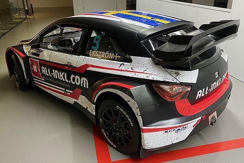 Mattias Ekstrom Akan Kembali Tampil di World Rallycross