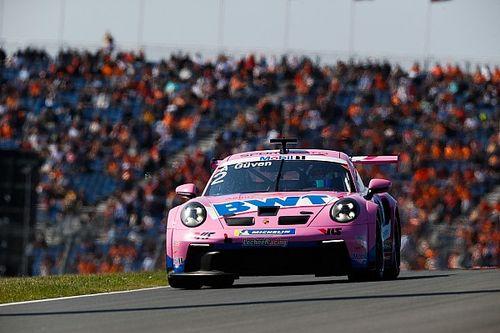 Porsche Supercup Zandvoort: Hollanda'da zafer Heinrich'in, Ayhancan 4. oldu