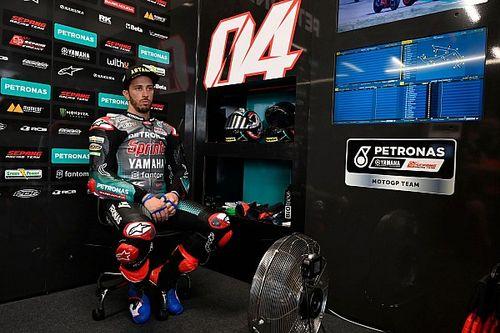 事故続く若手ライダーにドヴィツィオーゾが苦言「アグレッシブさがタイトルをもたらすわけじゃない」