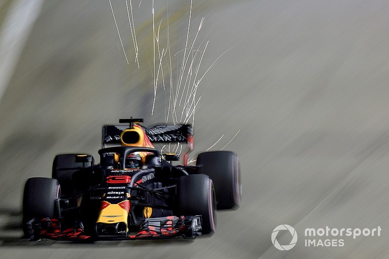 Ricciardo: C-Versiyon motordaki gelişim