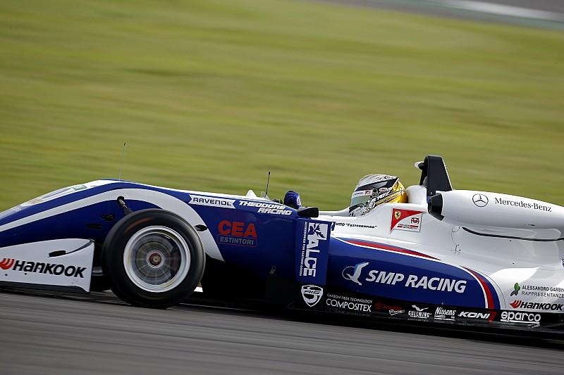 F3 Nurburgring: Shvartzman, Schumacher'in 0.047 saniye önünde pole'de