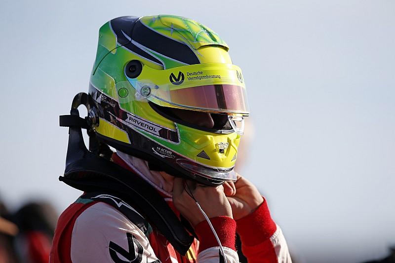 Mick Schumacher quiere ir a F2 a pesar del interés de Toro Rosso