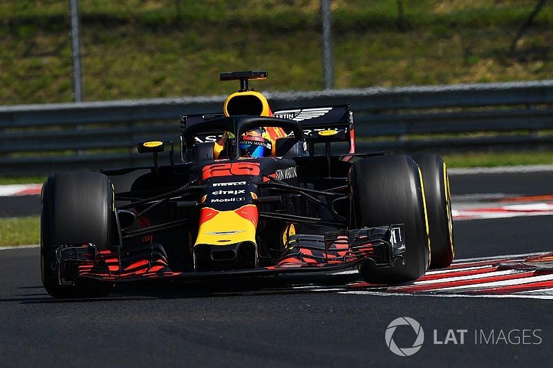 """Piloto do simulador da Red Bull detalha teste """"insano"""" na F1"""