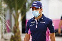 Pérez, molesto porque Racing Point le empezó a esconder cosas