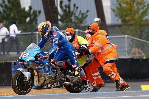 Rins Pede Bisa Akhiri MotoGP 2021 di Posisi Terbaik