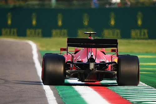 تغيير مواعيد حصص الجمعة والسبت ضمن جولة إيمولا للفورمولا واحد