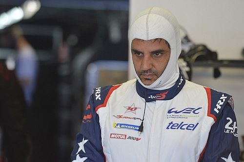Montoya joins DragonSpeed for WEC LMP2 campaign