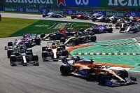 McLaren juge la hiérarchie 2021 indécise malgré le gel des voitures