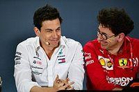"""Binotto defende punição à Racing Point: """"Stroll e Wolff podem ficar furiosos, mas houve quebra de regulamento"""""""