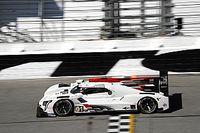 """Geen derde Daytona-zege Van der Zande: """"Dit verdienden we niet"""""""