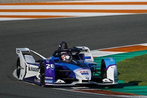 Günther sluit pre-season test Formule E als snelste af