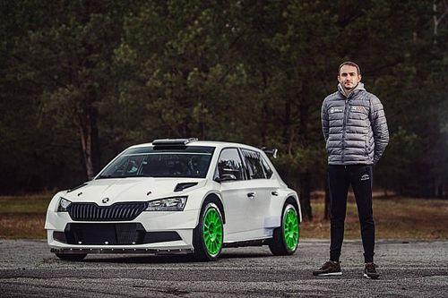 Fabryczna Fabia Rally2 w Hołowczyc Racing