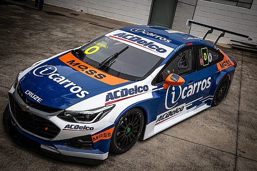 Stock Car: Cacá Bueno apresenta layout de carro para temporada 2021