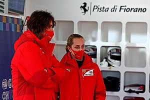"""Binotto celebra chegada de vencedora do Girls on Track à Ferrari: """"Estamos comprometidos com um esporte mais inclusivo"""""""