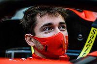 Leclerc a passé plus de temps que jamais à Maranello