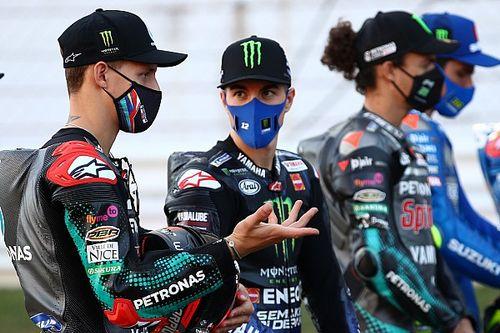 Yamaha Minta Vinales dan Quartararo Lebih Aktif ketimbang Rossi