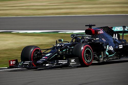 F1, Silverstone, Libere 2: Hamilton fa paura con le medie