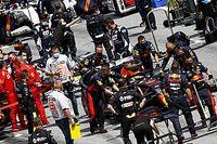 A Red Bull egy új T-szárnnyal érkezett a Magyar Nagydíjra