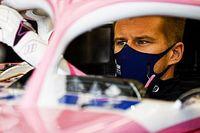 Hülkenberg remplace Pérez pour le GP du 70e Anniversaire