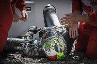 发生在红牛环的MotoGP骇人事故