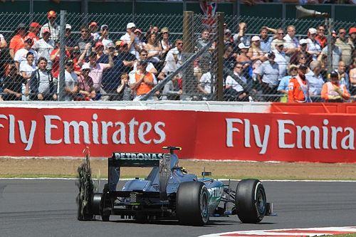 Pirelli encuentra la causa de sus problemas en Silverstone