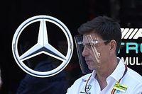 F1: FIA veta chefe da Mercedes de usar apenas escudo facial e Wolff terá que usar máscaras