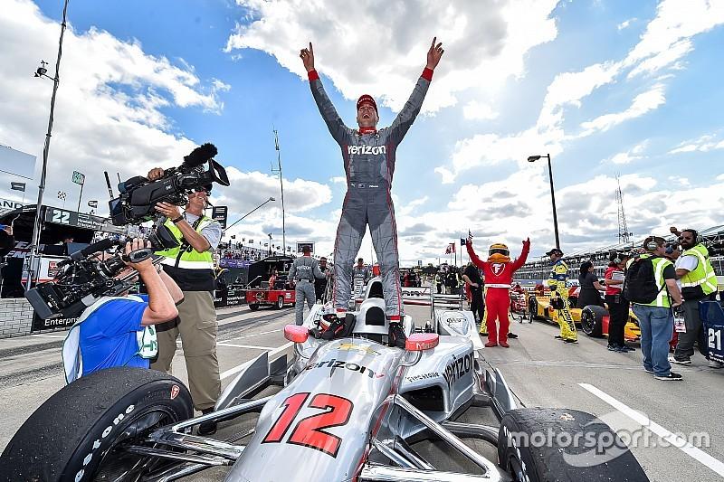 إندي كار: ويل باور يحرز فوزه الأول لهذا الموسم في ديترويت