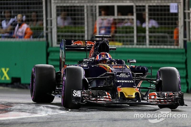 В Toro Rosso продолжат работать с двумя разными версиями машины