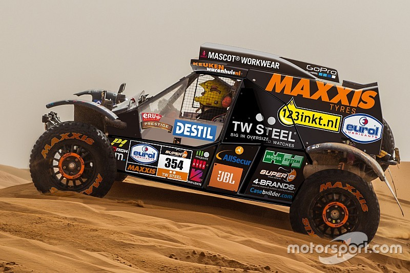 Video: Tim en Tom Coronel blikken vooruit op Dakar Rally 2017
