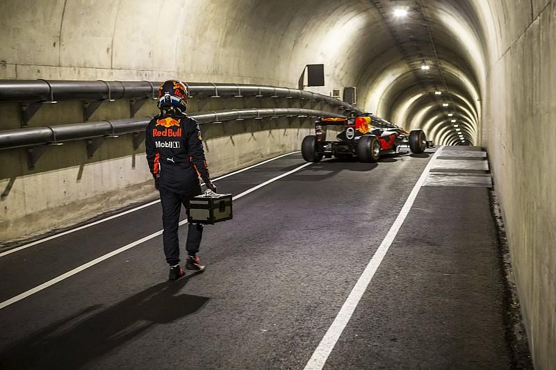 GALERI: Aksi 'Road Trip' Ricciardo di Amerika Serikat