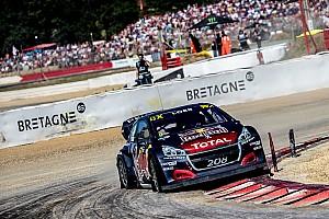 Peugeot dejará el World RallyCross a finales de año