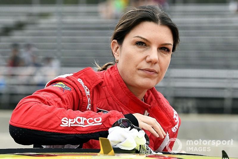 Katherine Legge to make NASCAR oval debut at Richmond