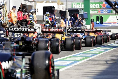 The 'backwards step' that is the right move for Formula 1