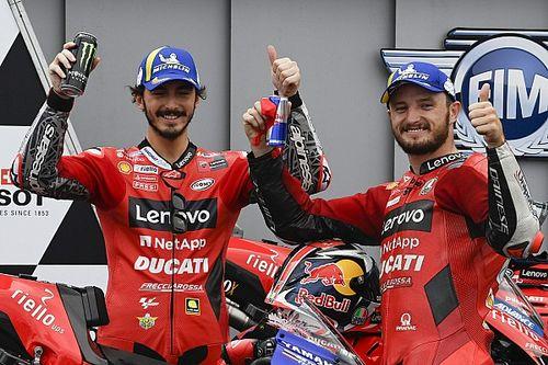 Miller 'happy to play blocker' for Bagnaia in Misano MotoGP race
