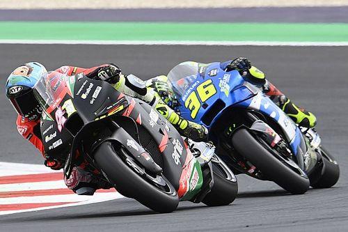 Test MotoGP Misano: Aprilia comanda con Espargaro nel Day 2