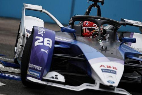 Londra E-Prix 2. antrenman: Günther lider, BMW Andretti 1-2