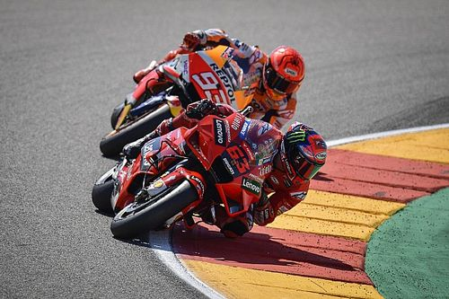 Paolo Ciabatti Ragu Ducati Bisa Kalahkan Marc Marquez di Austin