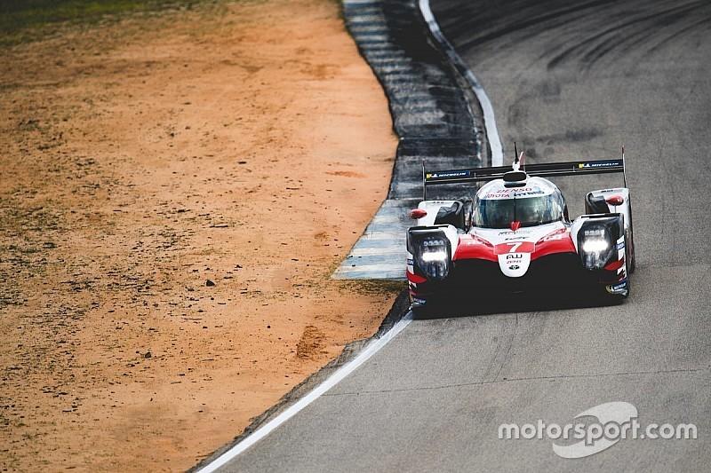 Toyota, Sebring testini ilk iki sırada tamamladı