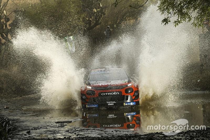 Ogier gana el Rally México 2019