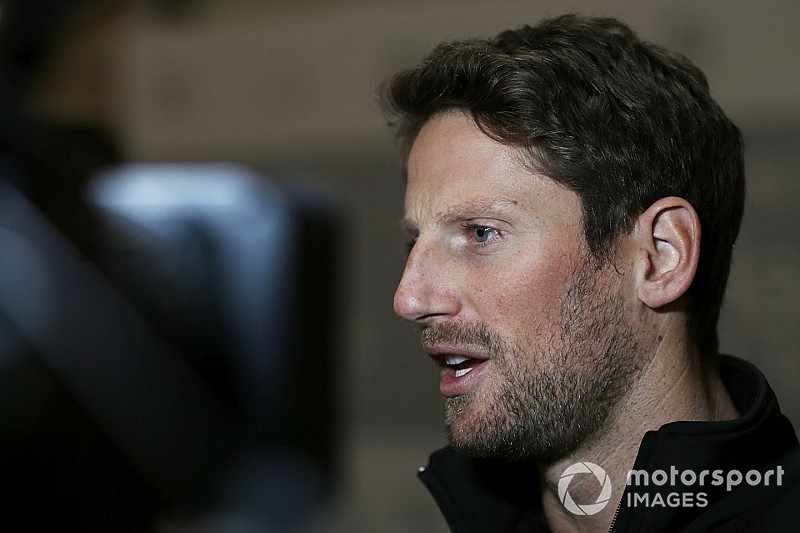 Grosjean welcomes F1 weight freedom – despite 'overdoing' it