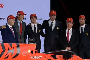 Binotto, Ferrari'nin