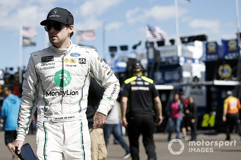 To join Penske 'win club,' Blaney must