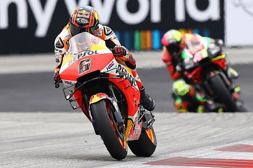 MotoGP: Márquez será substituído por Bradl na República Tcheca