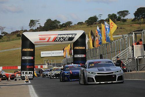 GT Sprint Race tem representatividade diversificada, com nomes das 5 regiões