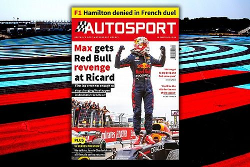 Magazine: F1 French GP review, FE Puebla, and W Series preview